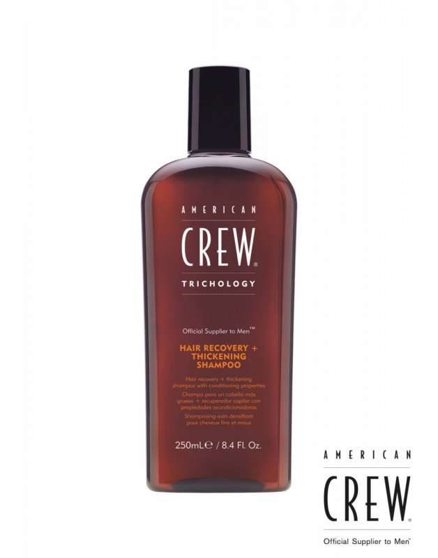 American Crew Hair Recovering and thickening shampoo