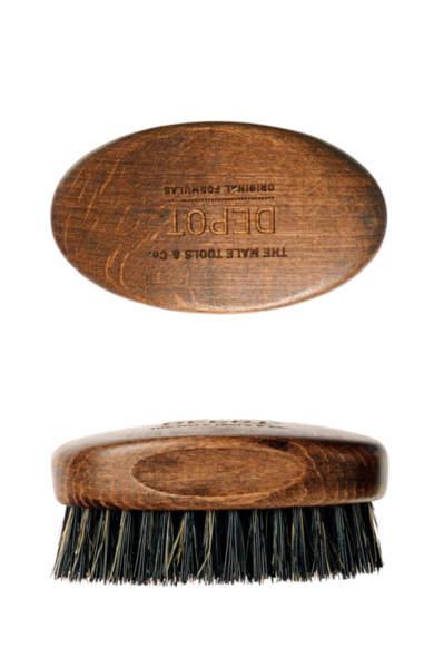 Дървена четка за брада - Depot Wooden Beard Brush