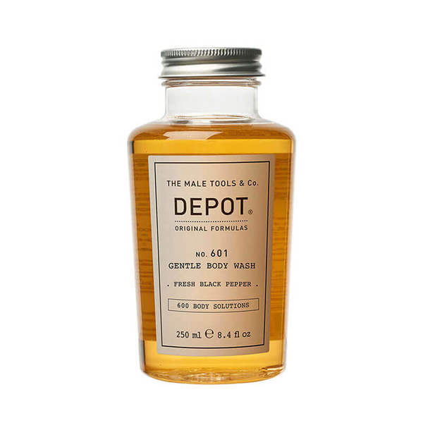 Душ гел за тяло - Depot Gentle Body Wash Fresh Black Pepper