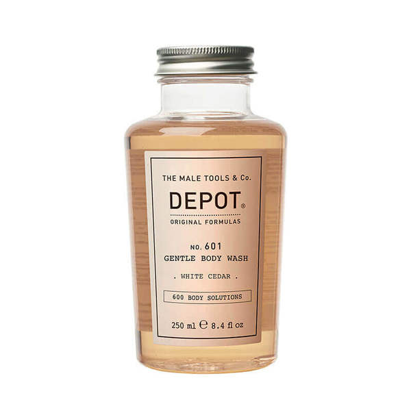 Depot Gentle Body Wash White Cedar