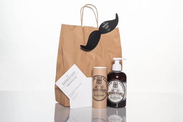 Подаръчен ПРОМО сет - пълна грижа за брадата от Mr Bear Family