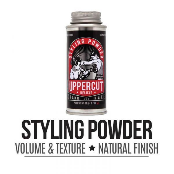 Стилизираща пудра за обем - Uppercut Styling Powder