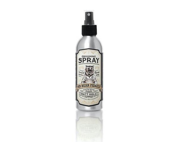 Стилизиращ спрей за коса с матиращ ефект - Mr.Bear Family Grooming Spray Matt Hold