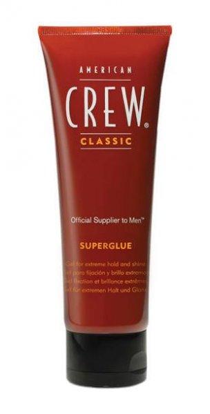 Стилизиращ гел за коса  - American Crew Superglue Gel