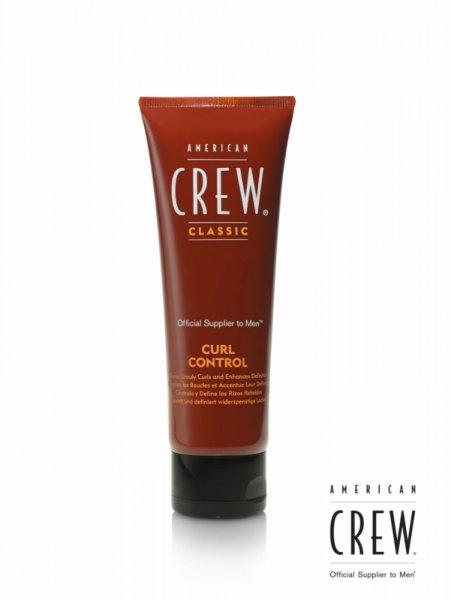 Стилизиращ крем за оформяне на къдрици - American Crew Curl Control