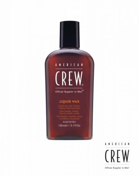 Течна вакса за коса - American Crew Liquid Wax