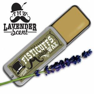 Вакса за мустаци, с аромат на лавандула - Fisticuffs Lavender Scent