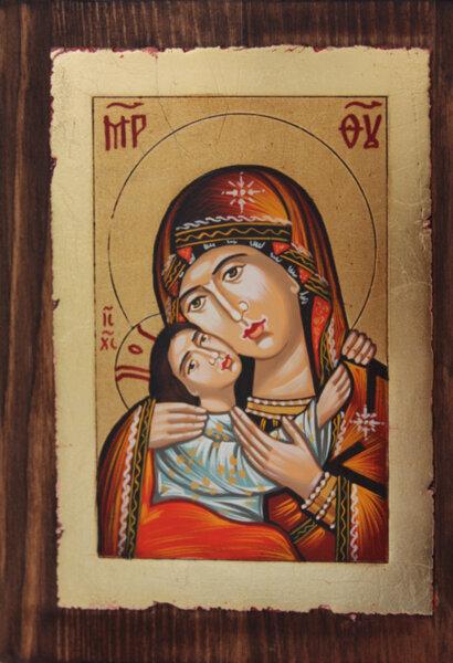 """Икона """"Бачкова Богородица"""""""