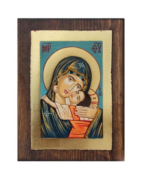 """Икона """"Богородица Рилска"""""""