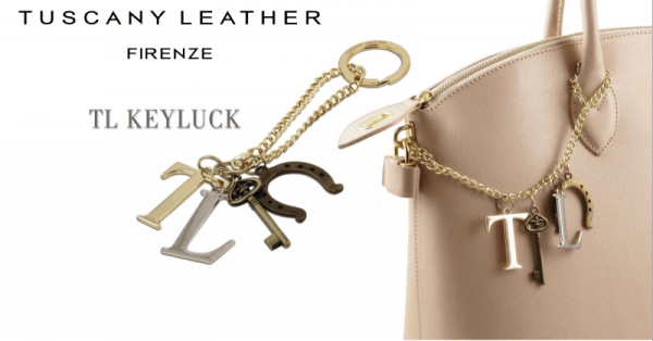 Какво стои зад идеята на серията Tuscany Leather KeyLuck
