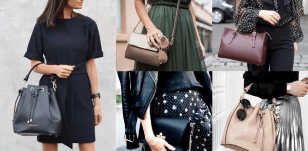 Чантата – знак за женския характер