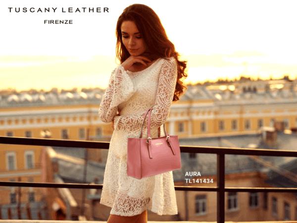 Дамски чанти от естествена кожа от сърцето на Италия