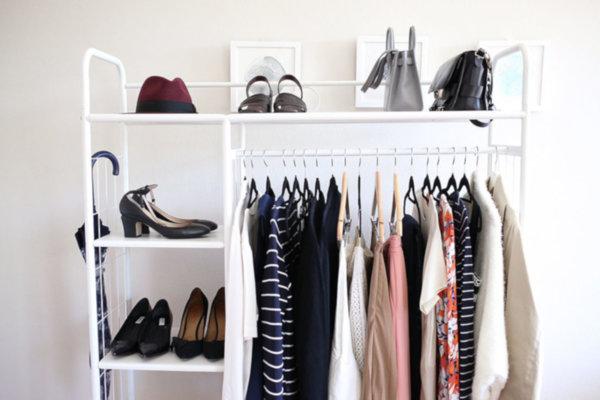 """Капсулен гардероб – идеалното решение на въпроса """"Какво да облека?"""""""
