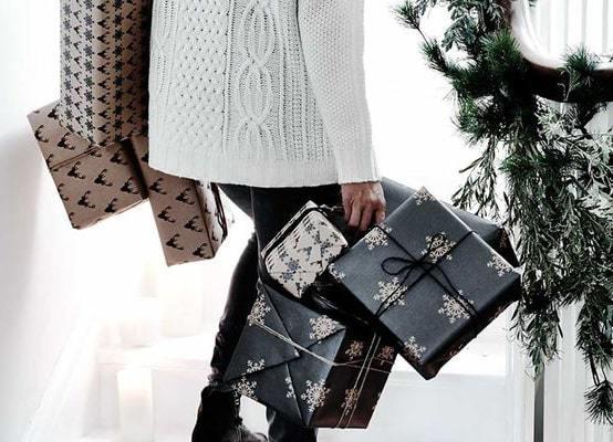 Да опаковаме подаръците за Коледа – идеи, тънкости, нюанси