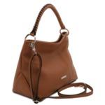 Италианска дамска чанта от естествена кожа TL BAG TL142087