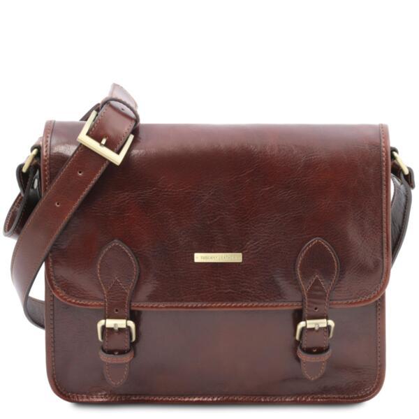 Италианска мъжка бизнес чанта TL Postman TL141288