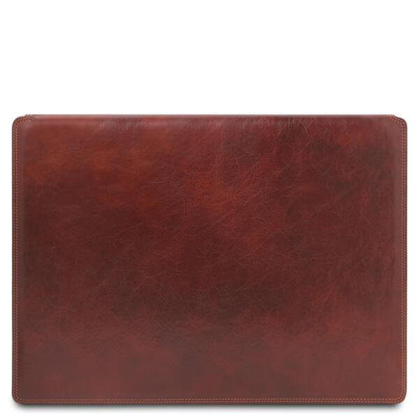 Подложка за бюро от естествена кожа TL142054