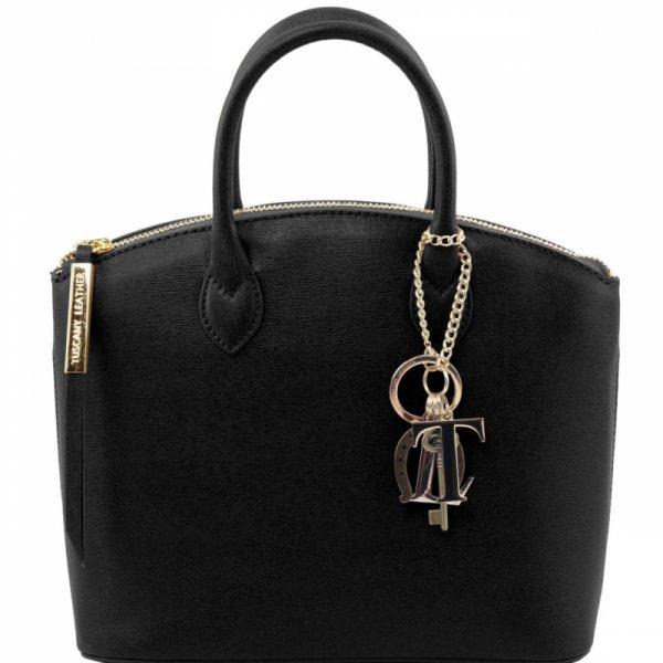 Италианска чанта от естествена кожа TL KeyLuck TL141265