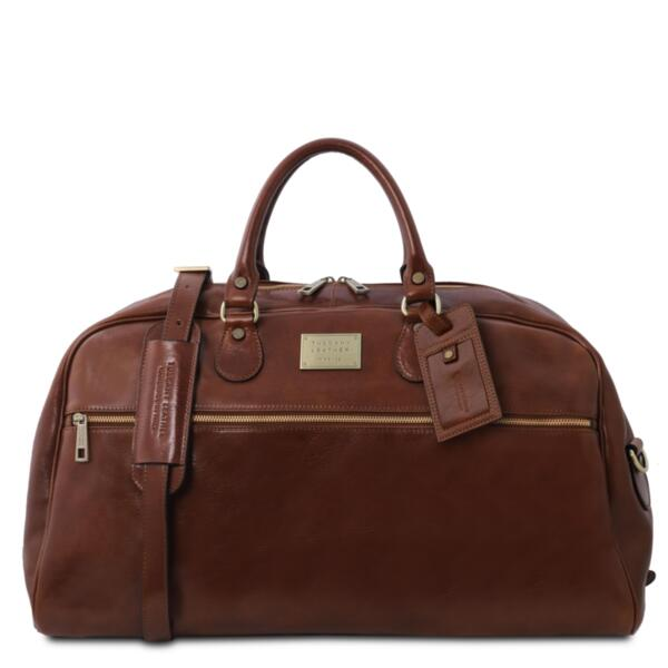 Италианска чанта за пътуване TL Voyager TL141422