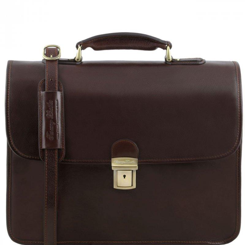 Бизнес чанта от естествена кожа