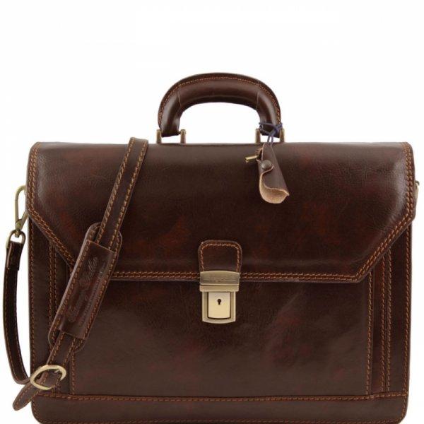 Италианска мъжка бизнес чанта Roma TL10026