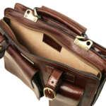 Италианска дамска бизнес чанта Tania TL141269