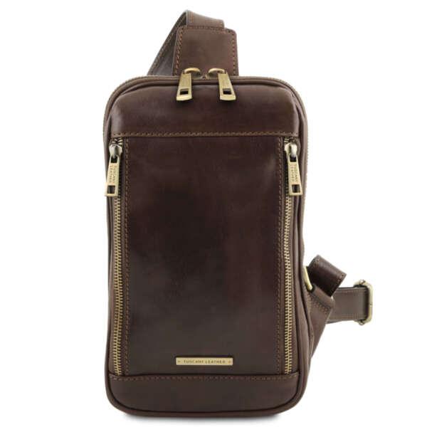 Италианска чанта от естествена кожа Martin TL141536