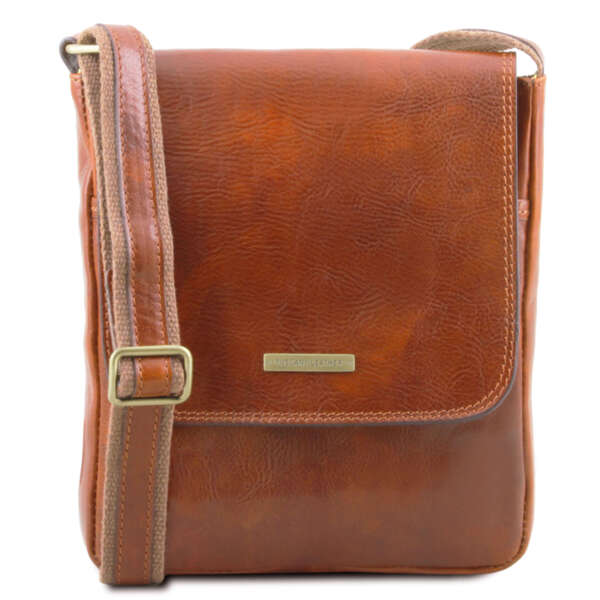 Италианска чанта от естествена кожа John TL141408