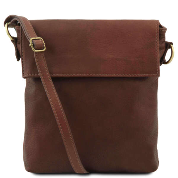 Италианска чанта от естествена кожа Morgan TL141511