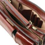 Италианска дамска бизнес чанта Tania TL141270