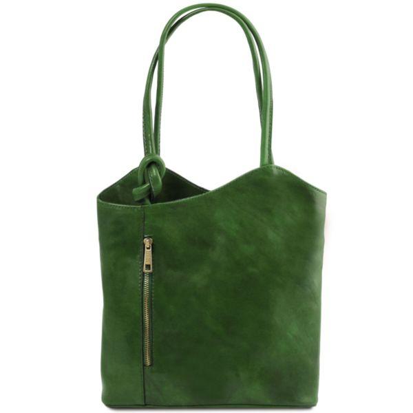 Италианска чанта от естествена кожа Patty TL141497