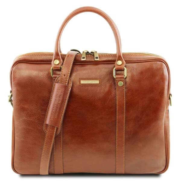 """Италианска бизнес чанта за 14"""" лаптоп Prato TL141283"""