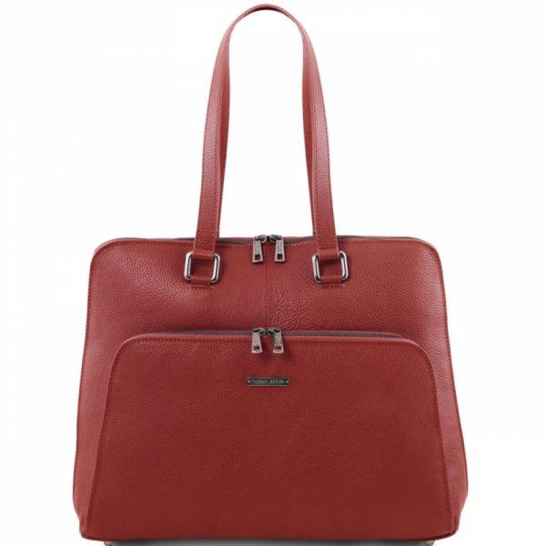 Италианска дамска бизнес чанта Lucca