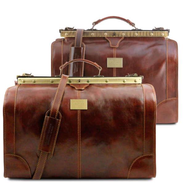 Комплект италиански чанти за пътуване Madrid TL1070