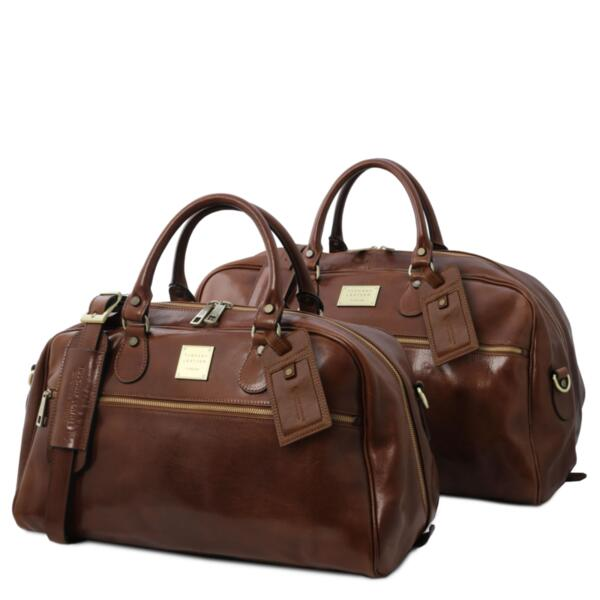 Комплект италиански чанти за пътуване Magellan TL141258