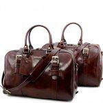 Комплект италиански чанти за пътуване Vespucci TL141257