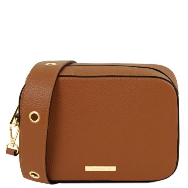 Италианска чанта от естествена кожа TL Bag TL141733
