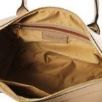 Италианска чанта от естествена кожа Elena
