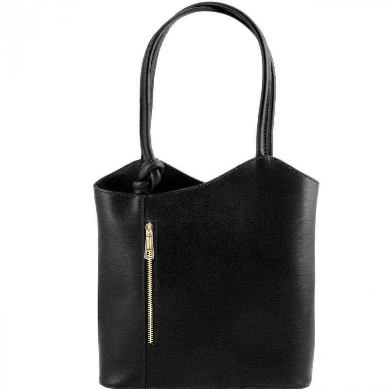 Дамска чантаот естествена телешка кожа