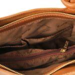 Италианска чанта от естествена кожа Patty TL141455