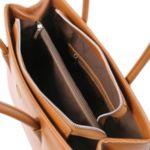 Италианска чанта от естествена кожа Orchidea