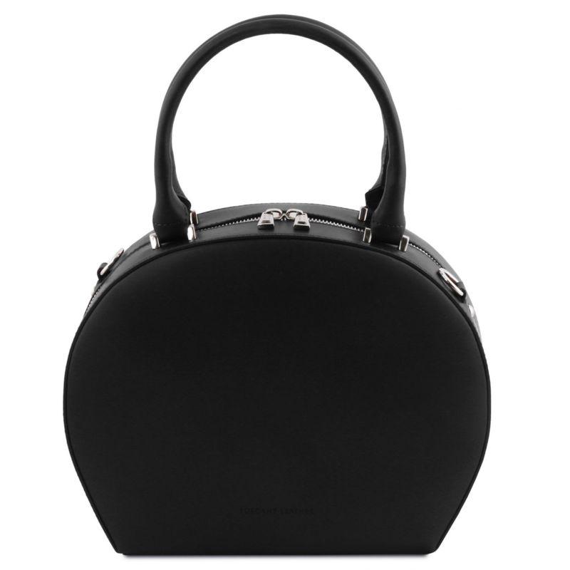 Италианска чанта от естествена кожа Ninfa