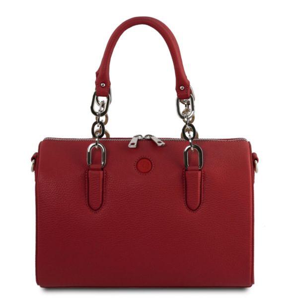 Италианска чанта от естествена кожа Narciso