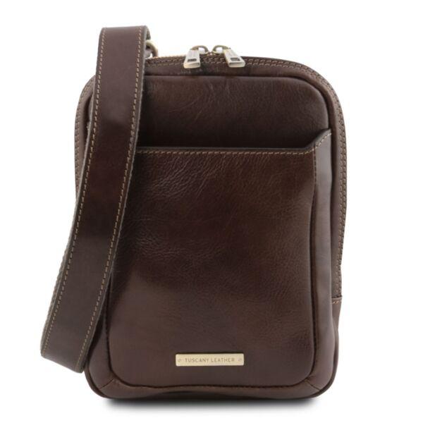 Италианска чанта от естествена кожа Mark