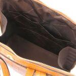 Италианска раница от естествена релефна кожа TL Bag TL141969