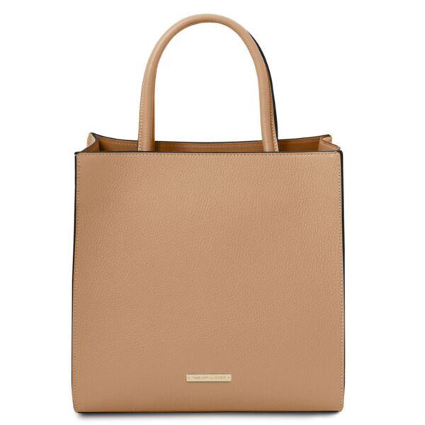 Италианска чанта от естествена кожа Medea TL141937