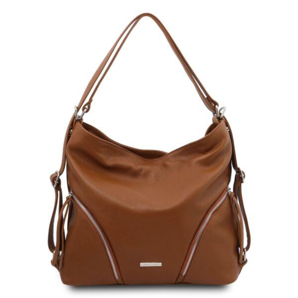Италианска чанта 2 в 1 от естествена кожа TL Bag TL141938