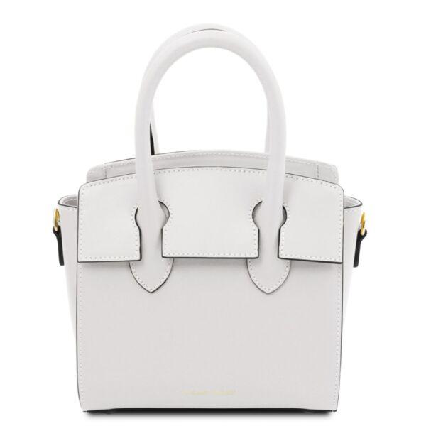 Италианска чанта от естествена кожа Brigid TL141942