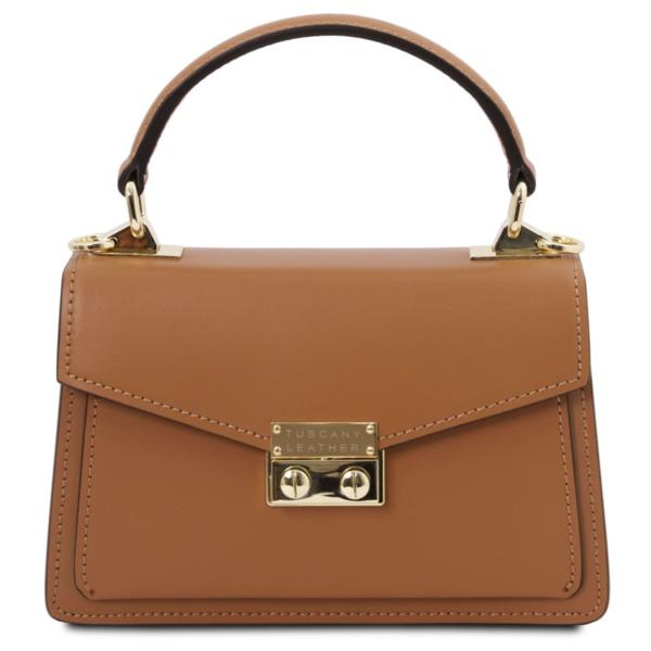 Италианска чанта от естествена кожа TL BAG TL141994