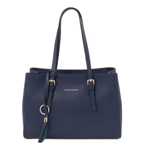 Италианска чанта от естествена кожа TL BAG TL142037